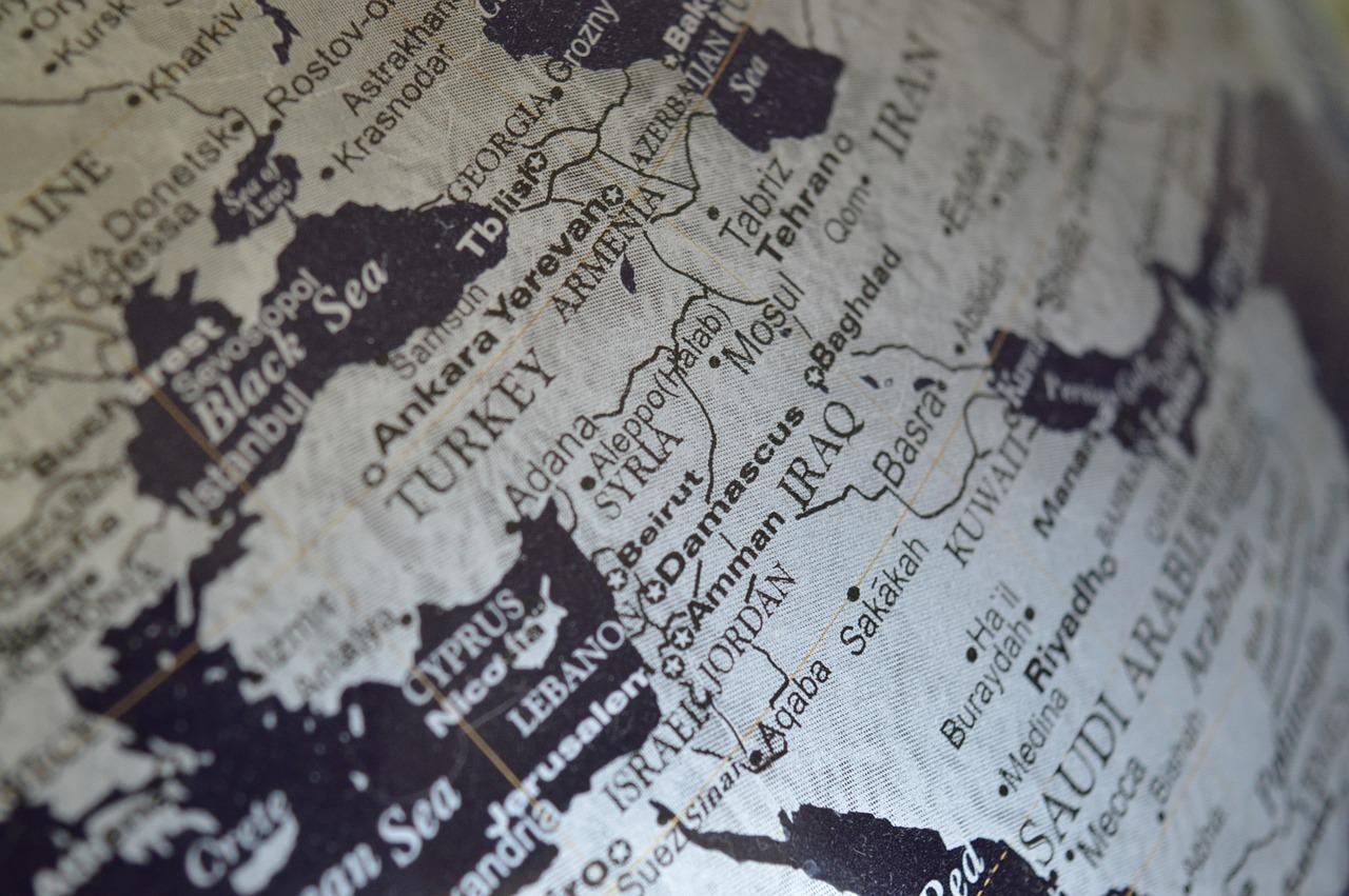 Hüseyin I. Cicek; Kurds, Iraq, War